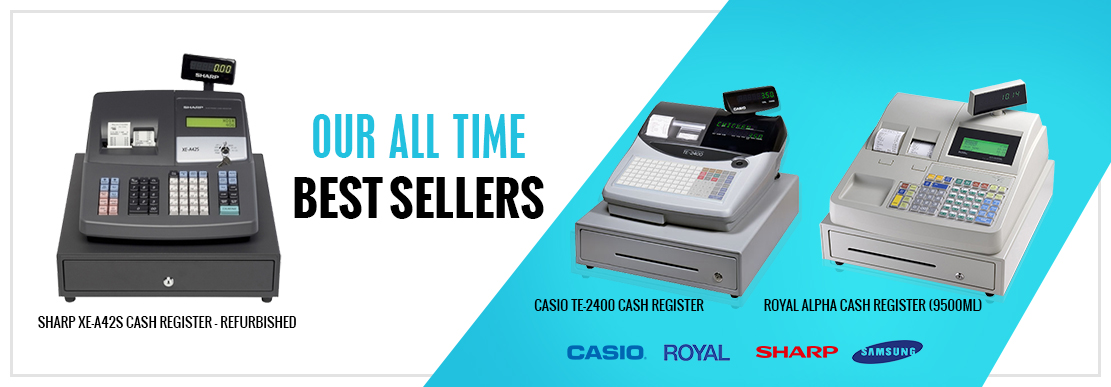 Royal Cash Register