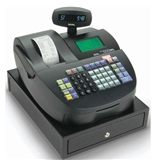 Royal Alpha 1000ML 200 Department 5000 Price Look-Up Heavy Duty Cash Register - Refurbrished