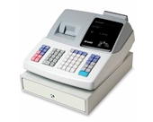 Sharp Electronics - Thermal Cash Register,99 Dept.,Battery Memo...
