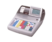 Casio TE-4500 Cash Register