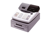 Casio PCR-T465 Cash Register