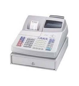 sharp cash registers sharp xe a21sr thermal printing cash register rh shopcashregisters com Sharp Cash Register Manual Sharp XE a21s Cash Drawer
