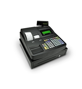 Royal Alpha 5000ML Cash Register with Multi-Line Display plus Deluxe Accessory Kit