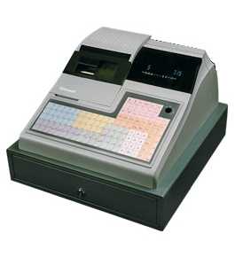 Uniwell NX5400 4400PLU Cash Register FLAT KEYBOARD
