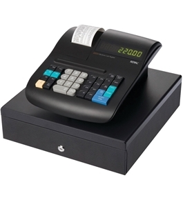 Royal 220DX Cash Register