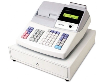 Sharp XE-A404 Cash Register