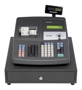 sharp xe a406 dual printing 7000plu usb cash register rh shopcashregisters com sharp xe-a106 cash register troubleshooting sharp electronic cash register xe-a106 manual en español