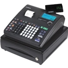 CasiPCR-T470 25-Department Cash Register with Thermal Printer (Black)