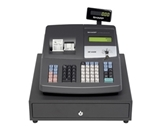 Sharp XE-A406 Dual Printing 7000PLU USB Cash Register - Refurbi...
